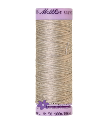 Kleurnr. 9860 Gemeleerd Silk Finish Multi