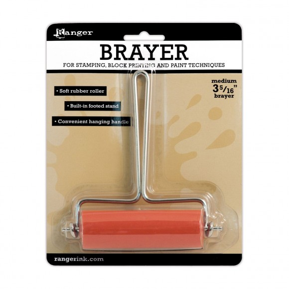 Ranger inky roller medium brayer