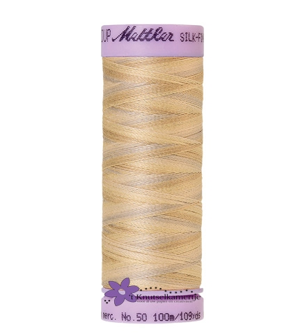 Kleurnr. 9854 Gemeleerd Silk Finish Multi