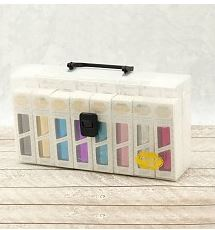 Couture Creations I Wish Heat Activated Foils Storage Box (16pc)