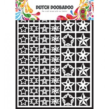 Dutch Paper Art  Stars