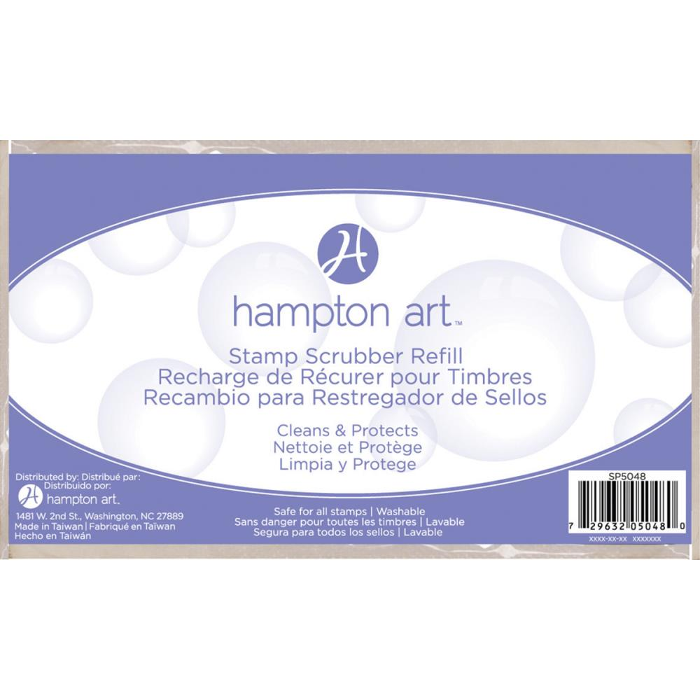 Hampton Art - Stamp Scrubber Refill 7,5