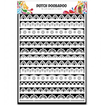 Dutch Paper Art Borders
