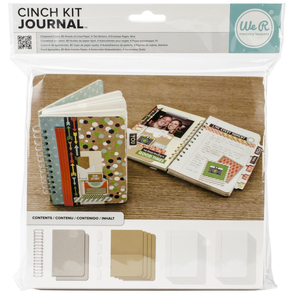 We R Memory Keepers - Cinch Kit - Journal - 8