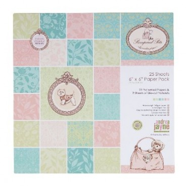 Pampered Pets decoratief papierblok