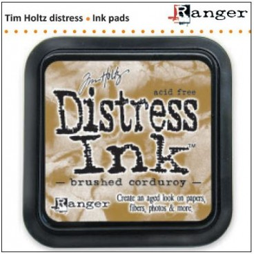 Distress Inkt Brushed Corduroy (Ranger)Mini