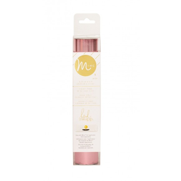 Minc reactive foil Light Pink