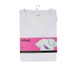 Cricut V-Neck T-Shirt Blank S