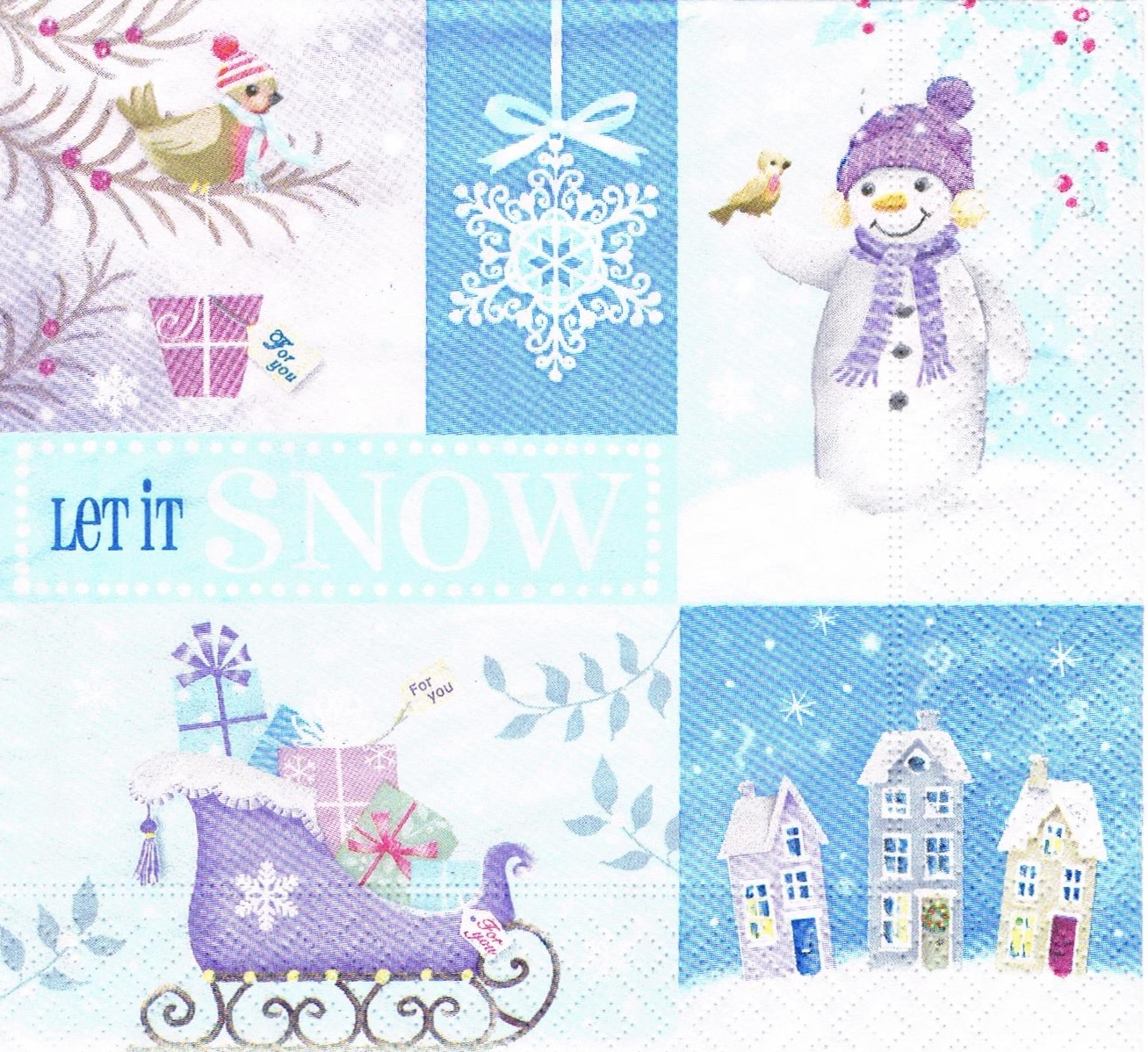 Servet Let it snow