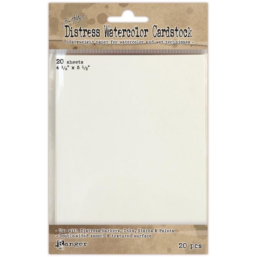 Tim Holtz - Distress - Watercolor Cardstock 4,5