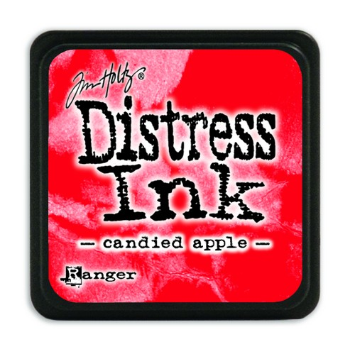 Candied Apple Distress Inkt  (Ranger) Mini