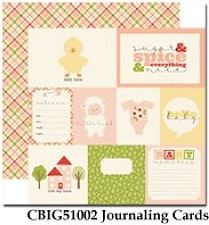 Carta Bella It's a Girl Collection Kit