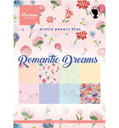 Pretty Paper Bloc - Romantic Dreams