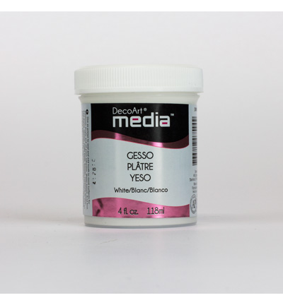 Gesso White 118 ml