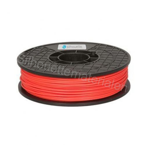 Silhouette - Alta - Filament 1.75mm - Red PLA - 0.5kg - 1pcs