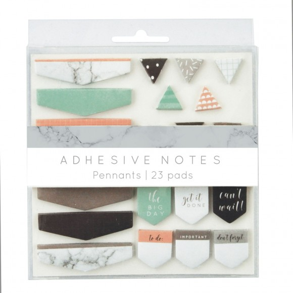 Kaisercraft Adhesive Notes (Pennants)