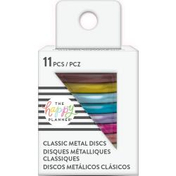Happy Planner Mini Metal Discs Rainbow 0.75