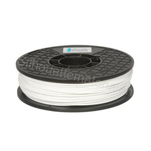 Silhouette - Alta - Filament 1.75mm - White PLA - 0.5kg - 1pcs