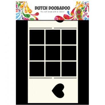 Dutch Card Art Window