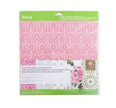 Cricut Cricut Washi Sheets Anna's Pretty Prints 12x12 Inch