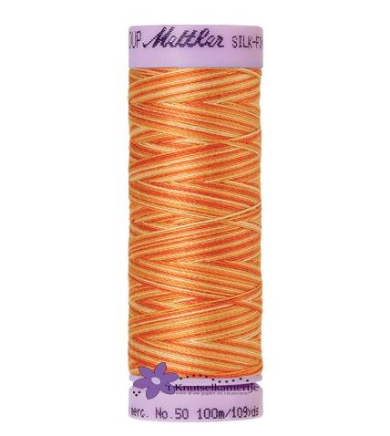 Kleurnr. 9834 Gemeleerd Silk Finish Multi