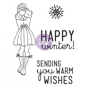 Prima Marketing - Warm Wishes