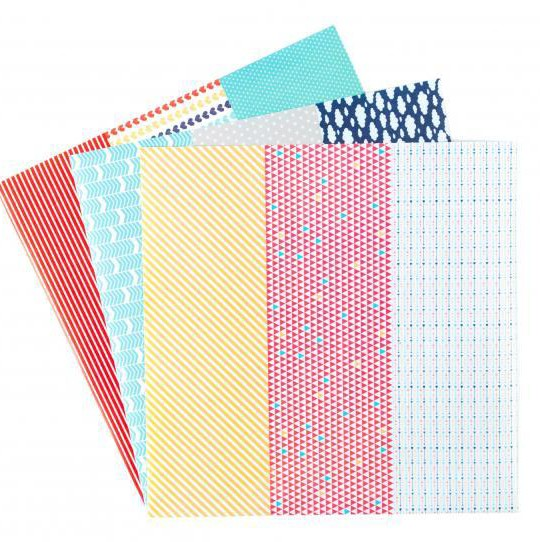 Silhouette Adhesive Washi Sheets