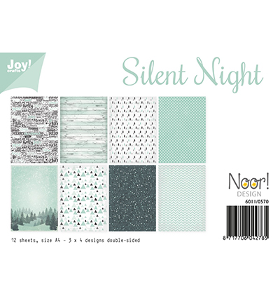 Papierset- Noor - Silent Night