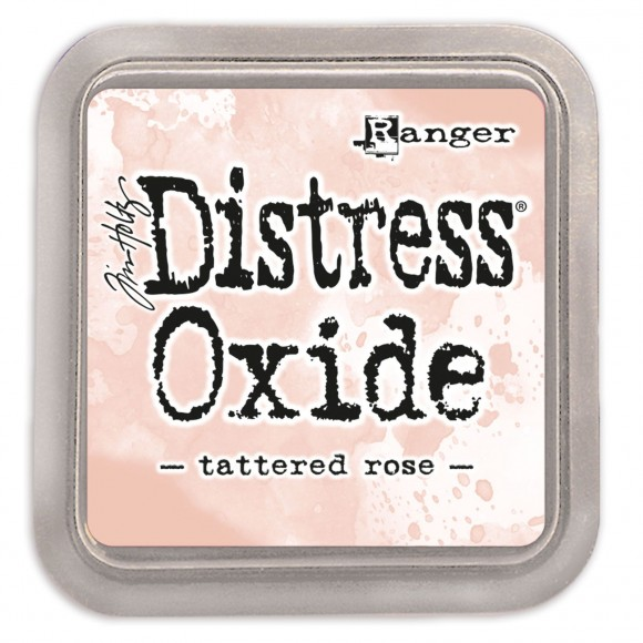 Tim Holtz distress oxide tattered rose