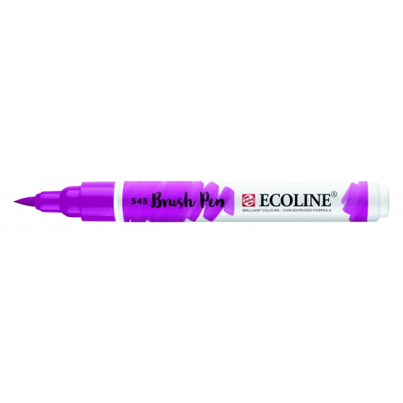 Ecoline Brush Pen Roodviolet
