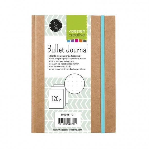 Vaessen Creative bullet journal A5