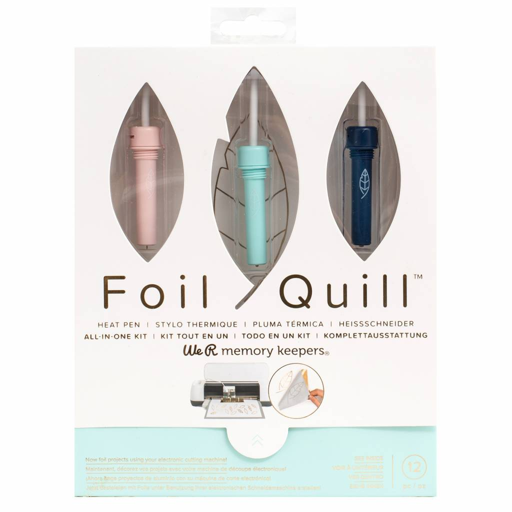 We R Memory Keepers Foil Quill Pen Starter kit
