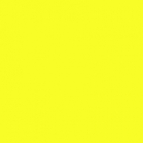 Flockfolie Fluor Yellow