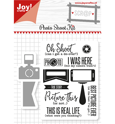 Joy - Noor Design - Photo Shoot Kit