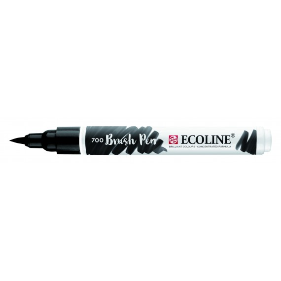 Ecoline Brush Pen Zwart