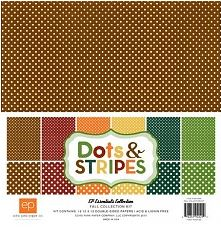 Echo Park Dots & Stripes Fall Collection Kit